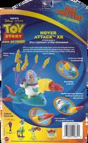 Hover Attack XR Back