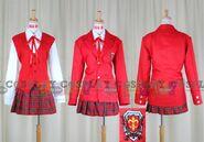 Mahora-Girls-Jr-High-School-Uniform-from-Magister-Negi-Magi