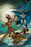 Scooby-Doo Team-Up Vol 1 2 Textless