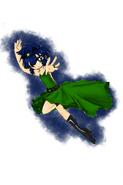 Dark princess kaoru buttercup by bleedmanlover-d4xv6q6