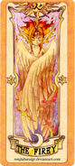 Clow card the firey colored by renjiabaraigr-d40ci93