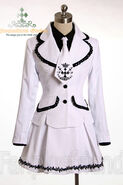 Gothic Lolita Jacket Skirt Necktie 3Pcs Instant Shipping CT00094 01