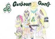 Toonfantasy gangreen gang by turtlehill-d3fotjc