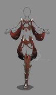 Evil fantasy design adopt sold by nahemii san-d7hu4qc