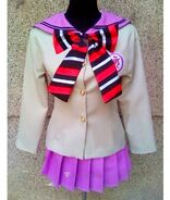 Blue Exorcist Grils Uniform Cosplay Costume 2