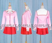 Daioh-School-Uniform-from-Azumanga-Daioh