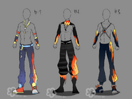Some male outfit adopts sold by nahemii san-d7icu8m