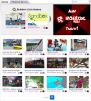 Famous ROBLOX Games