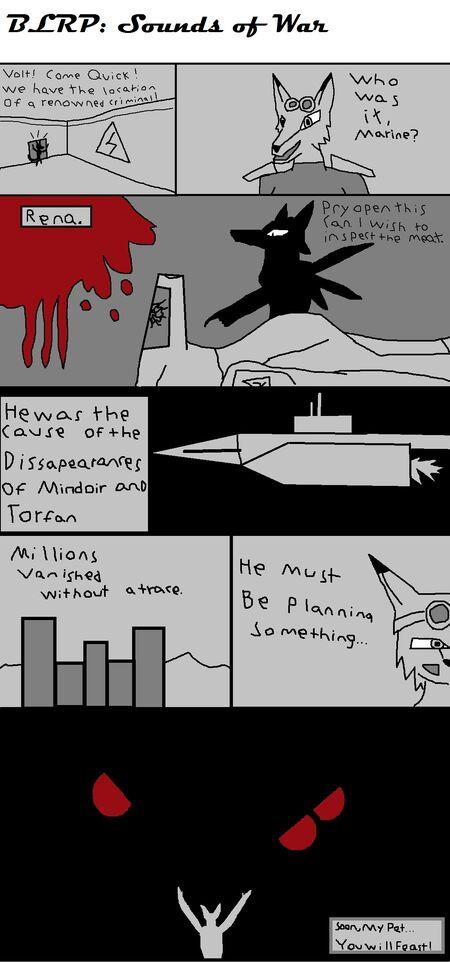 BLRP Comic