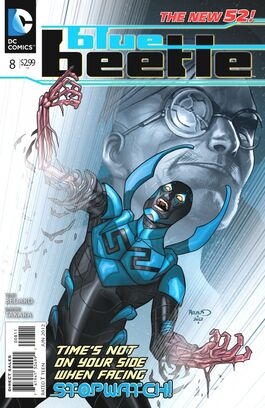 Blue Beetle Vol 8-8 Cover-1
