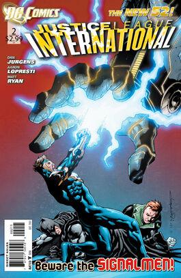 Justice League International Vol 3-2 Cover-1