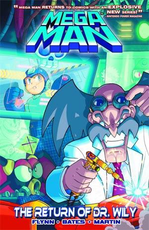File:Mega Man Volume 3 Preview.jpg