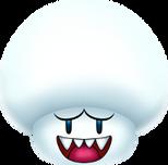 Boo Mushroom