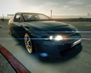 Vauxhall Monaro VXR (Drift)