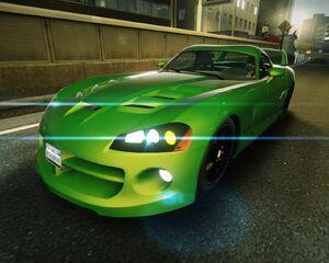 Dodge Viper Venom 1000