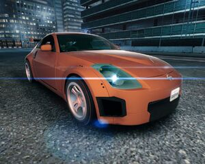 Nissan 350Z (Drift)