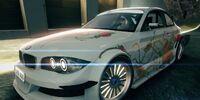 Natalya's BMW Concept 1 Series tii (Race)