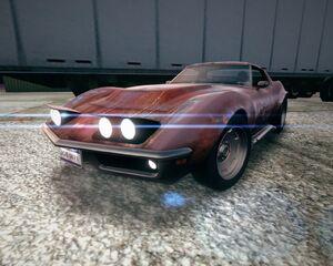 Corvette C3(Rat)