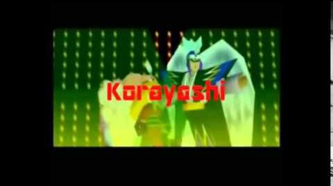 Whiskey Nick vs. Korayashi
