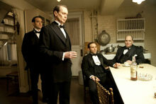 Nucky and guests 3x01