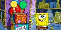 Party Pooper Pants
