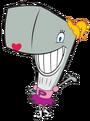 Perla Cangrejo (o Perlita Cangrejo) de Bob Esponja.png