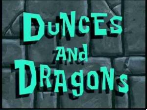 Archivo:Dunces and Dragons 300px.jpg