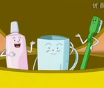 Toothpaste, Toothbrush & Cup