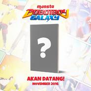 BoBoiBoy Galaxy Comic Book Coming Soon