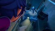 Captain Kaizo leaving Fang