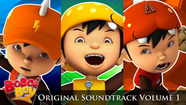 Fail:BoBoiBoy OST Volume 1.png