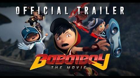 BoBoiBoy The Movie Official Trailer