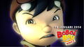Why is BoBoiBoy looking angry