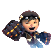 BoBoiBoy Gempa Official