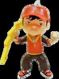 BoBoiBoy Action Figures Thunder