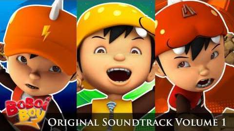 BoBoiBoy OST 8