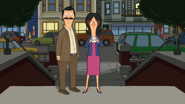 File:S5E01.127 Linda Reading the Flyer.png