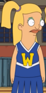 Tammy Cheerleader