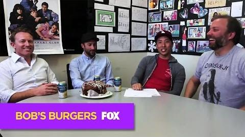 BOB'S BURGERS Behind BOB'S BURGERS Live Episode 7 ANIMATION on FOX