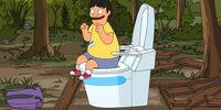O.T. The Outside Toilet
