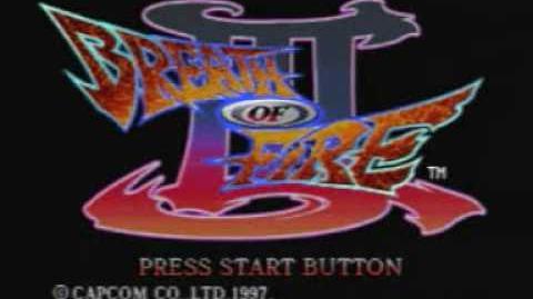 Breath of Fire III - Take it and Run