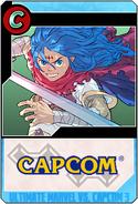 Ultimate Marvel vs. Capcom 3 - BoFI RyuCard Sprite