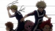 Neito steals Katsuki's headband