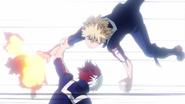 Katsuki vs Shoto 2