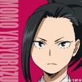 Momo Yaoyorozu Portrait