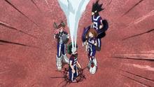 Team Midoriya advances
