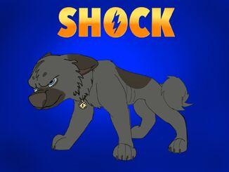 Shock by bluewolf222-d8sr10w