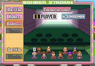 SB Character Select