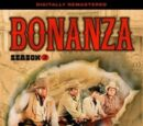 Season 2 of Bonanza