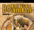 Season 3 of Bonanza